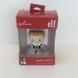 Hallmark Buddy The Elf 2019  Christmas Ornament